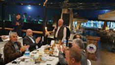 Başkan Karakayalı, Muhtarlarla Yemekte Buluştu