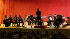 Gaziemir'de muhteşem Cumhuriyet konseri