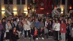Menderes'te 29 Ekim Coşkusu