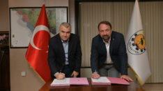 Yükümlü vatandaşlar Çiğli Belediyesi'nde kamu yararına çalışacak