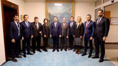 'Başkan Sürekli ve  AK Belediyelerden Ankara çıkarması!'