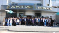 Üniversiteli gençler Hamza Dağ ile buluştu