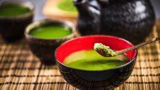 Antioksidan deposu matcha çayının faydaları