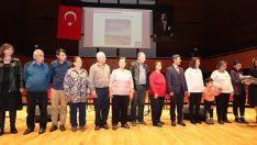 Barbaros Köyü'ne Tarihi Çevre ve Kültür Varlıklarını Koruma Dalı Katkı Ödülü