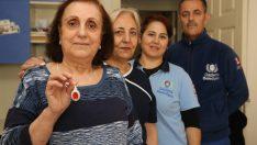 """Gaziemir Belediyesi'nin """"Can Butonu"""" projesi finalde"""
