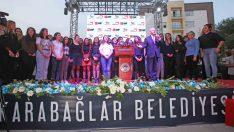 Karabağlar'ın yurdunu Kılıçdaroğlu açtı