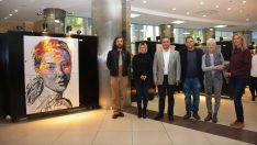 7. Eski Ev-Yeni Sanat Plastik Sanatlar Sempozyumu Torbalı BKM'de düzenlendi