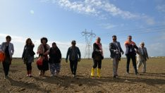 Asırlık karakılçık buğdayı Menemen toprağıyla buluştu