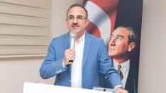 Başkan Sürekli'den heykel açıklaması