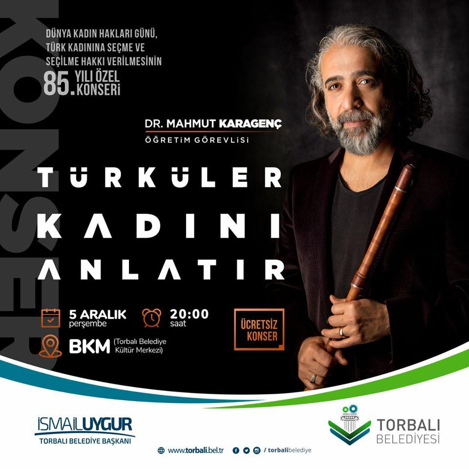 Torbalı'da türküler kadını anlatacak