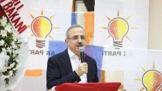 AK Parti İzmir İl Başkanı Kerem Ali Sürekli'den  'Yerinde çözüm' turu