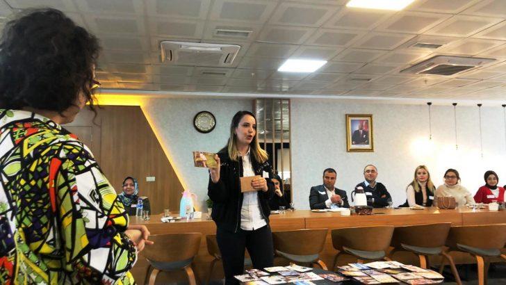Kemalpaşa Belediyesi'nden iletişim becerileri eğitimi