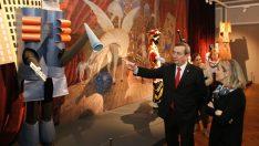 Batur: Konak'ı eşsiz tarihiyle öne çıkaracağız