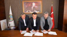 Başkan Serdar Aksoy'dan pamuk üreticisine büyük destek