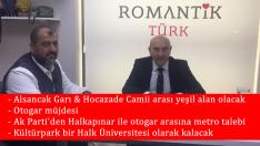 """""""KÜLTÜRPARK BİR HALK ÜNİVERSİTESİ OLARAK KALACAK """""""