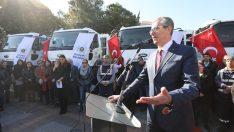 Gaziemir'de temizlik devrimi