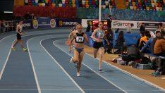 Gaziemir'in süper atletlerinden çifte şampiyonlukGaziemir'in süper atletlerinden çifte şampiyonluk