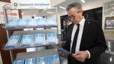 Gaziemir Belediyesi Doğal Afet El Kitapçığı Dağıtıyor