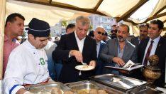 Türkiye'nin en güzel yemekleri Narlıdere'de buluştu