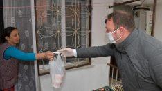 Çiğli Belediyesi'nden Yaşlılara Sıcak Çorba Servisi
