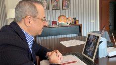 CHP, MHP ve İYİ Parti İl Başkanları 'Sağlık'ta buluştu