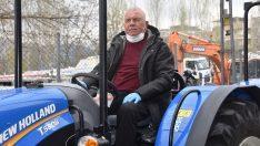 Kemalpaşa Belediyesi virüs salgınına yeni araç filosuyla savaş açacak
