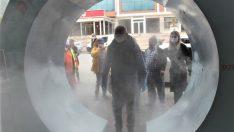 Kemalpaşa'da koronavirüsle mücadele üst seviyede