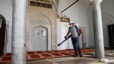 Menderes'te Camiler İbadete Hazır