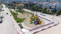 Barbaros Parkı Çocuklar ve Aileler İçin Hazır