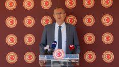 CHP'li Sertel: 112 yıl öncesinin sansür uygulamalarına tanık oluyoruz