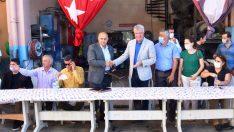 Narlıdere'de toplu sözleşme sevinci