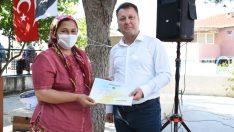 Menemen'de Arı Yetiştiriciliği Sertifika Töreni gerçekleşti