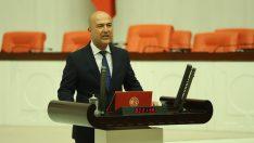 CHP'li Murat Bakan'dan, Burak Oğuz açıklaması