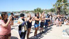 Seferihisar Deniz Bayramını Kutladı