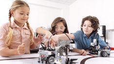 Gaziemir'in Robotik Kodlama Kursunda kayıt zamanı