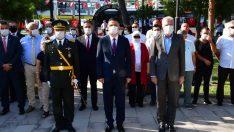 Narlıdere'de 30 Ağustos'a buruk kutlama