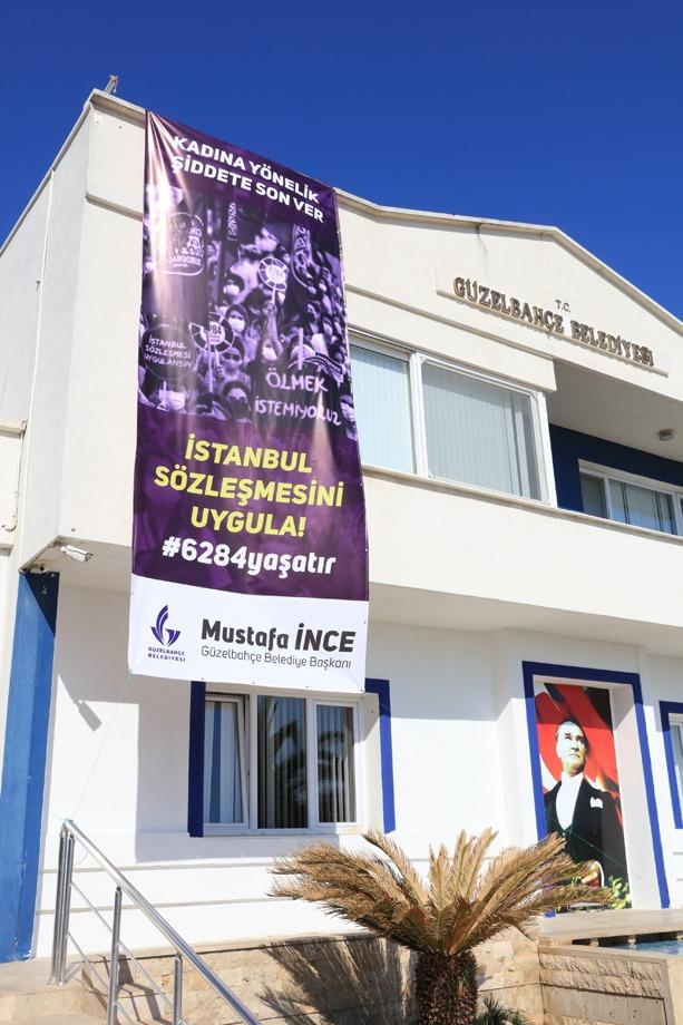 Güzelbahçe Meclisi: 'İstanbul Sözleşmesi uygulansın'