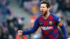 Messi, Barcelona'dan kopuyor!