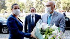Vali Yavuz Selim Köşger Selçuk İlçesini Ziyaret Etti