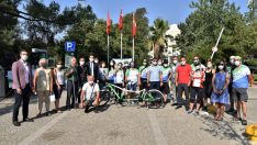 Bornova'da 'Herkes İçin Bisiklet'