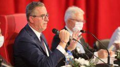 Başkan Arda, Gaziemir'deki galerici esnafı ile buluştu