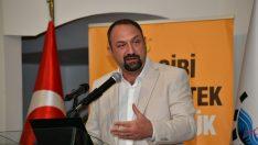 İYİ Parti İl Başkanı Kırkpınar'dan Başkan Utku Gümrükçü'ye Övgü Dolu Sözler