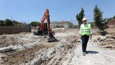 Belediye Başkanı Arda'nın ilk kazmasını vurduğu inşaat ile ilgili belediyede bilgi ve belge yok!