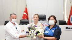 Başkan Çalkaya'dan Zabıta'ya teşekkür