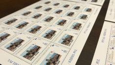 Bergama'nın tarihi ve turistik yerleri PTT pulları ile tanıtılacak