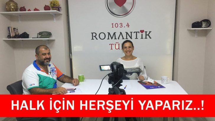 HALK İÇİN HERŞEYİ YAPARIZ..!