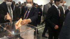 Abdül Batur yeniden Türkiye Belediyeler Birliğinin encümenine seçildi