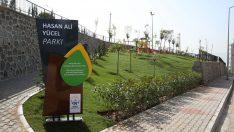 Başkan Utku Gümrükçü 6 Parkı Açıyor