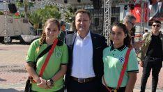 En başarılı belediye başkanı Serdar Aksoy