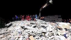 Deprem Bölgesinde Son Bilgiler; Ölü ve yaralı sayısı yükseldi